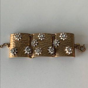 J Crew bracelet cuff